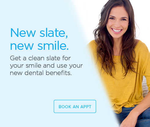 Alameda Landing Dentistry - New Year, New Dental Benefits